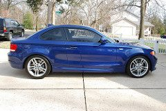 2010 BMW 135 i Pre-Sale Inspeciton in Webster Groves, Mo 009